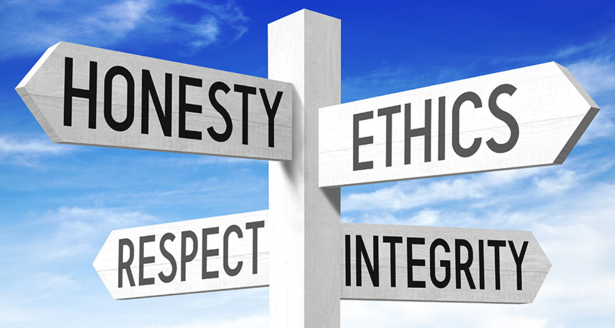 flowstore business ethics and core values